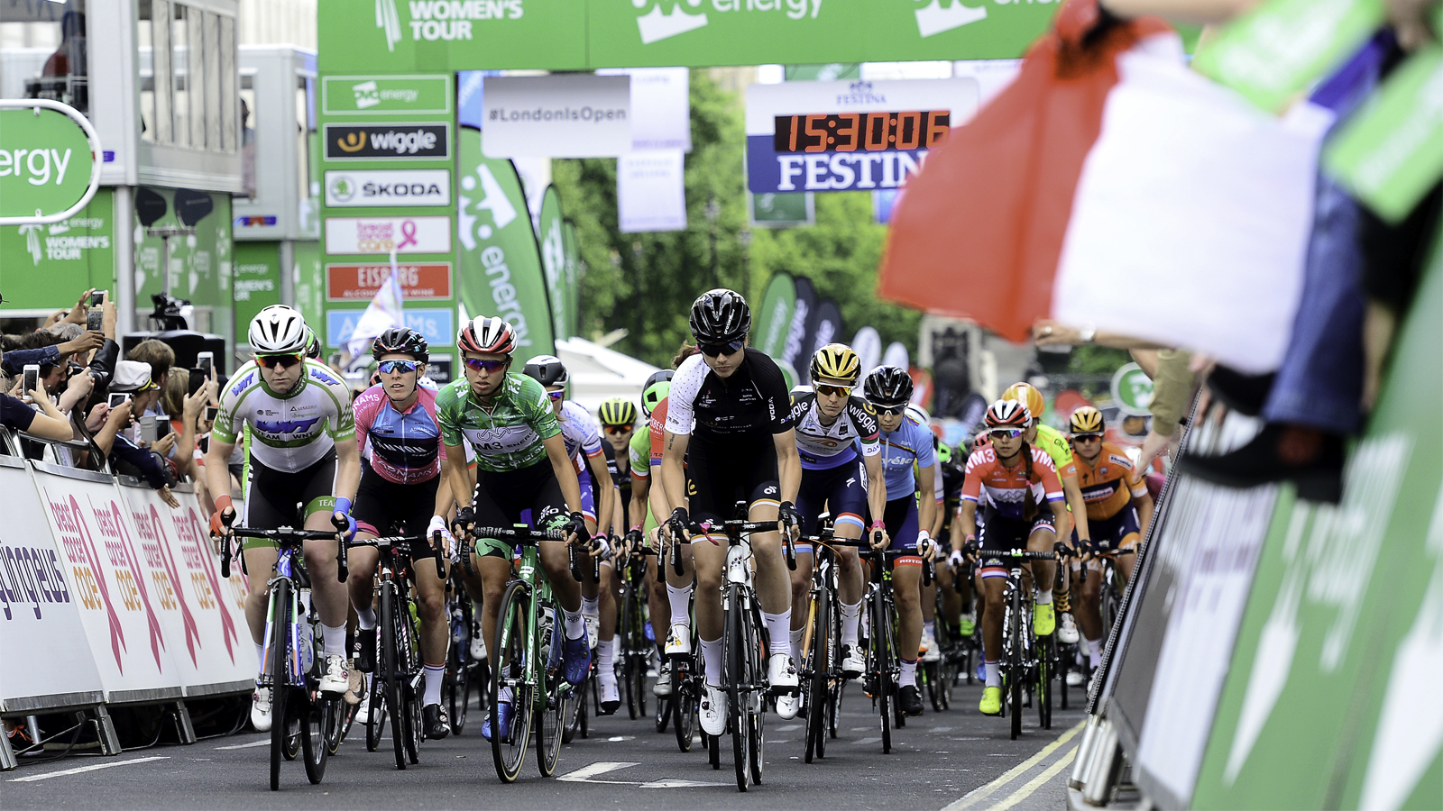 World, European and Commonwealth Road Race Champions line-up for OVO Energy Women's Tour