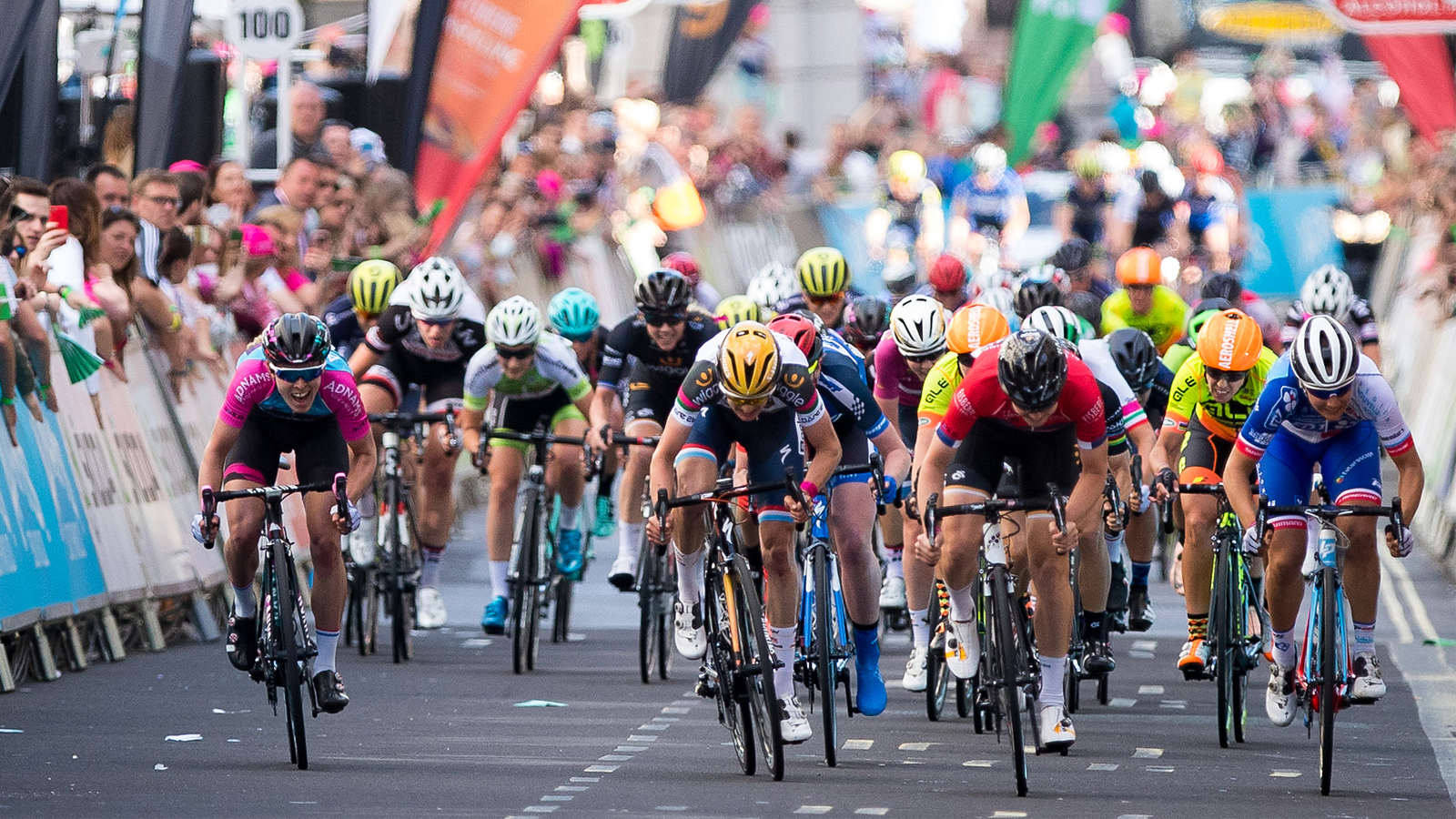 Excitement builds ahead of OVO Energy Women's Tour