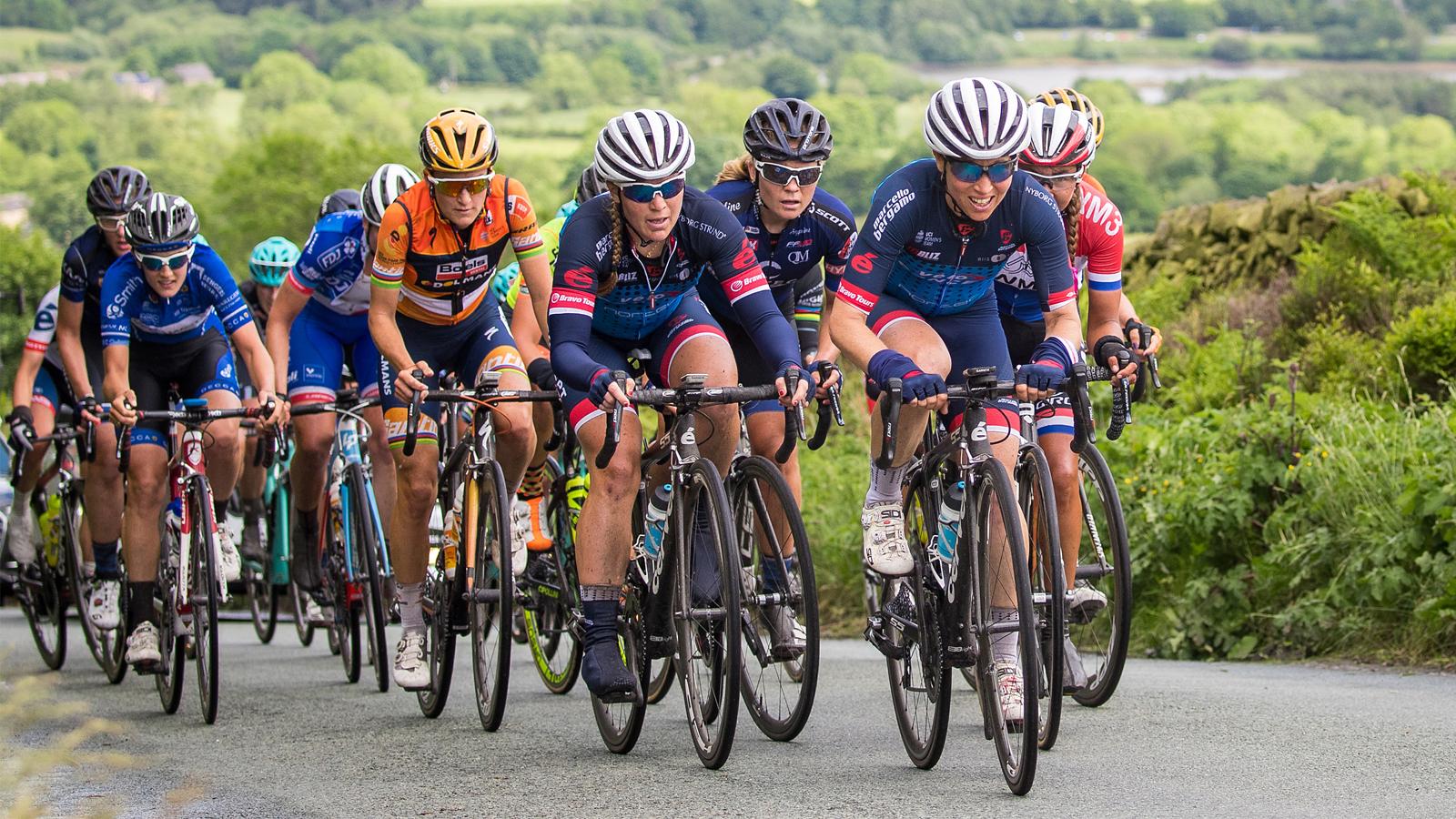 Final OVO Energy Women's Tour startlist confirmed