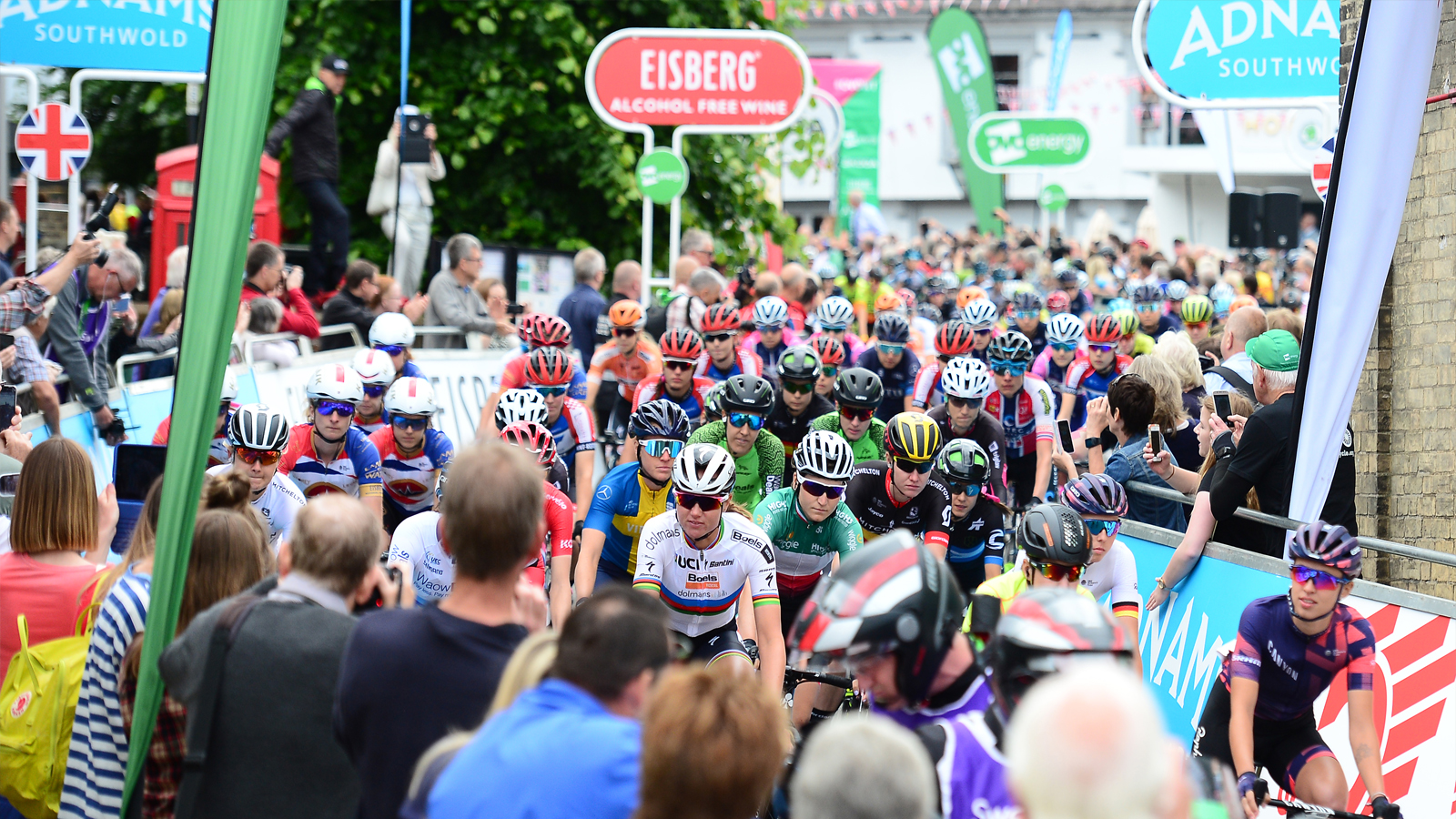 Women's Tour 2019 Race Dates