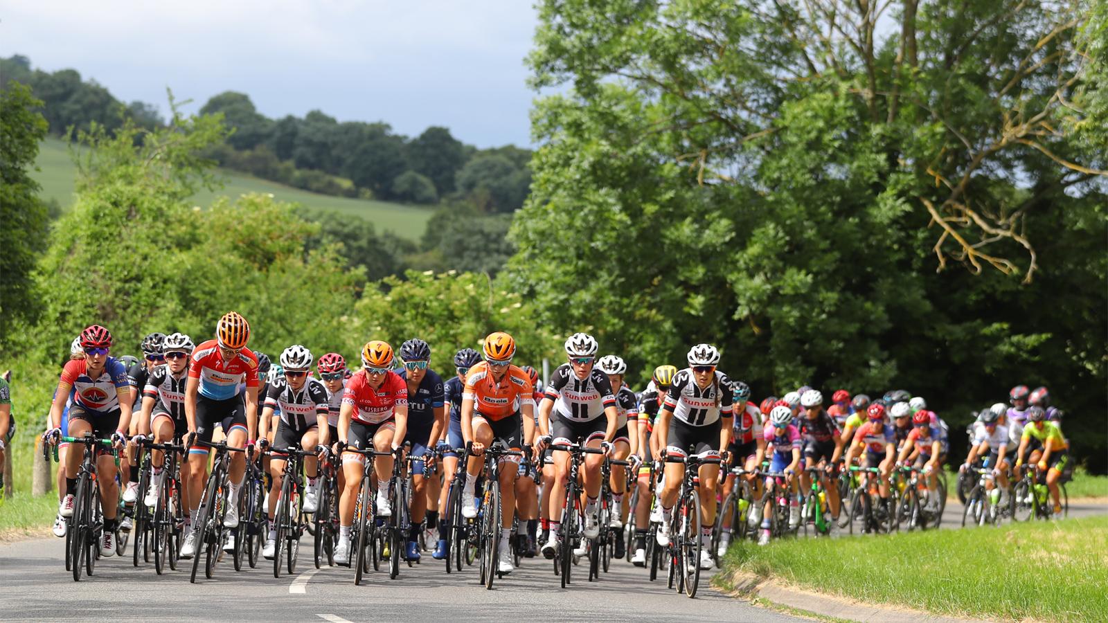 Women's Tour stage three timetable