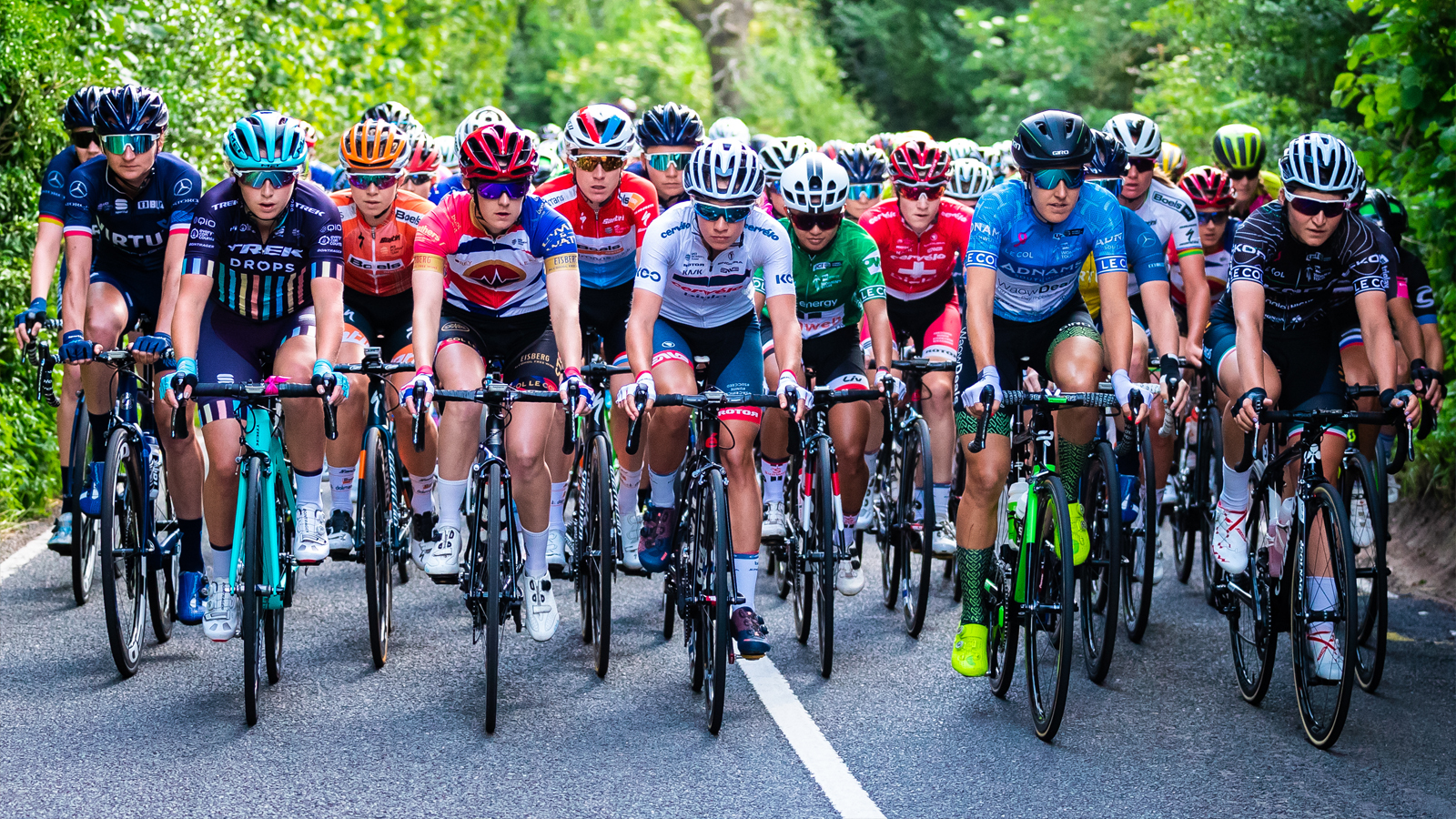 Women's Tour teams