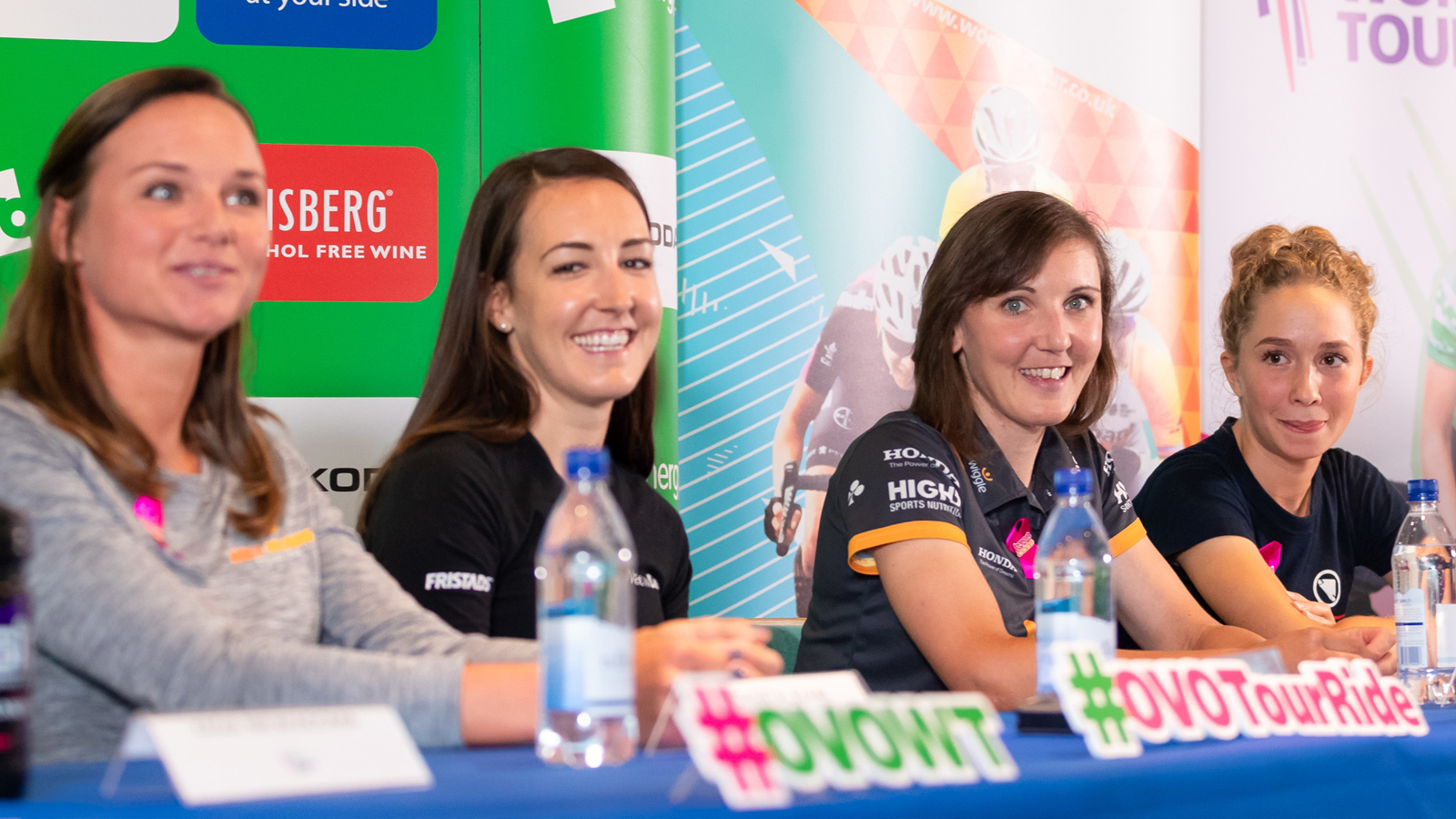 Women's Tour press