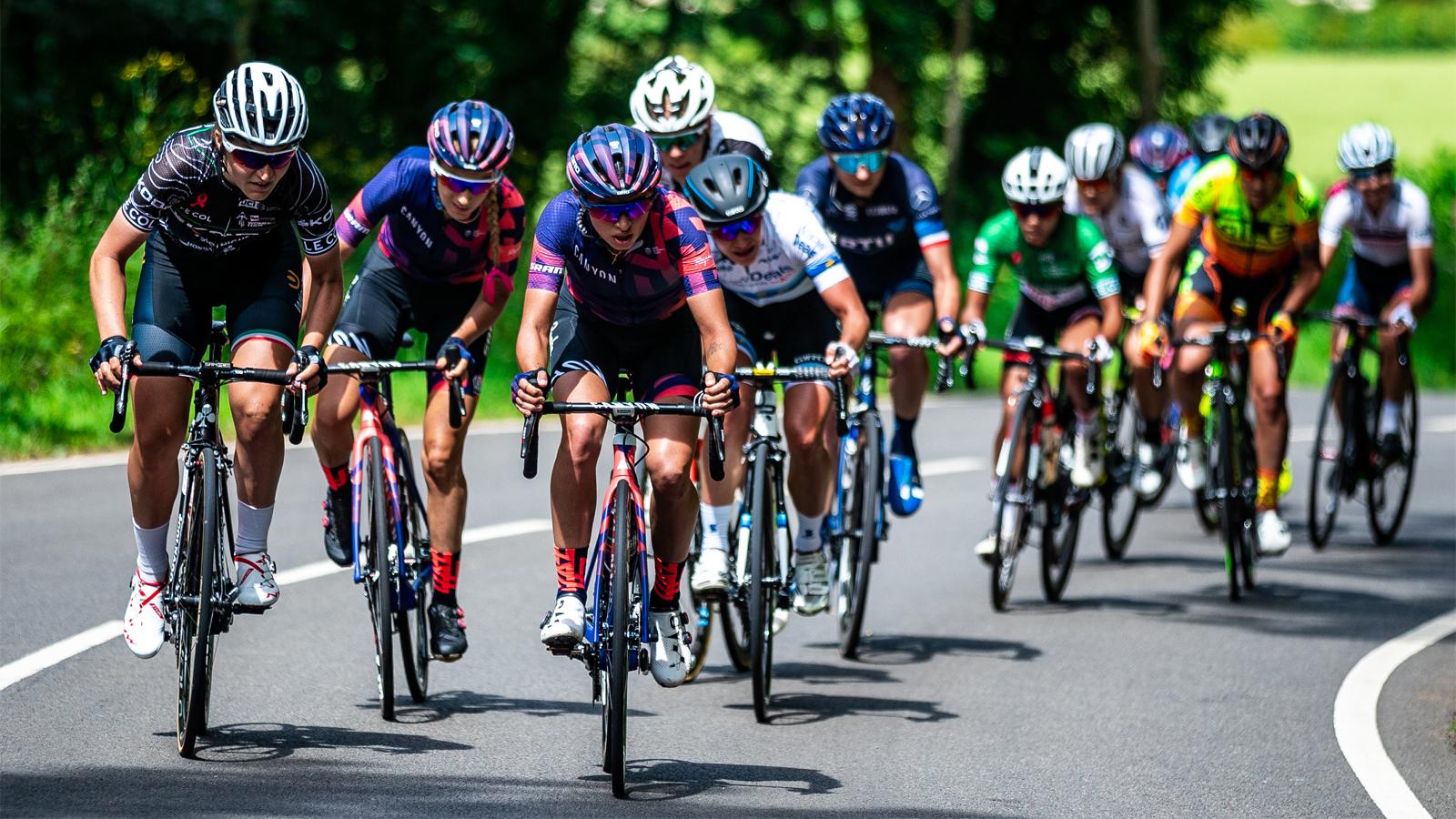 2019 OVO Energy Women's Tour Race Dates