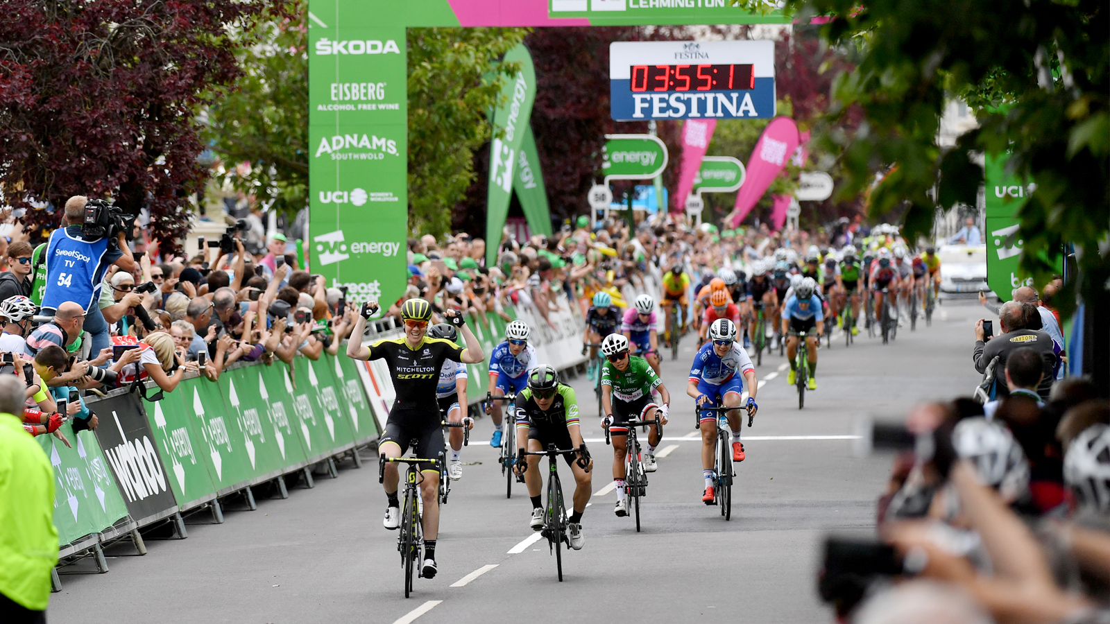 OVO Energy Women's Tour expands with sixth day for 2019