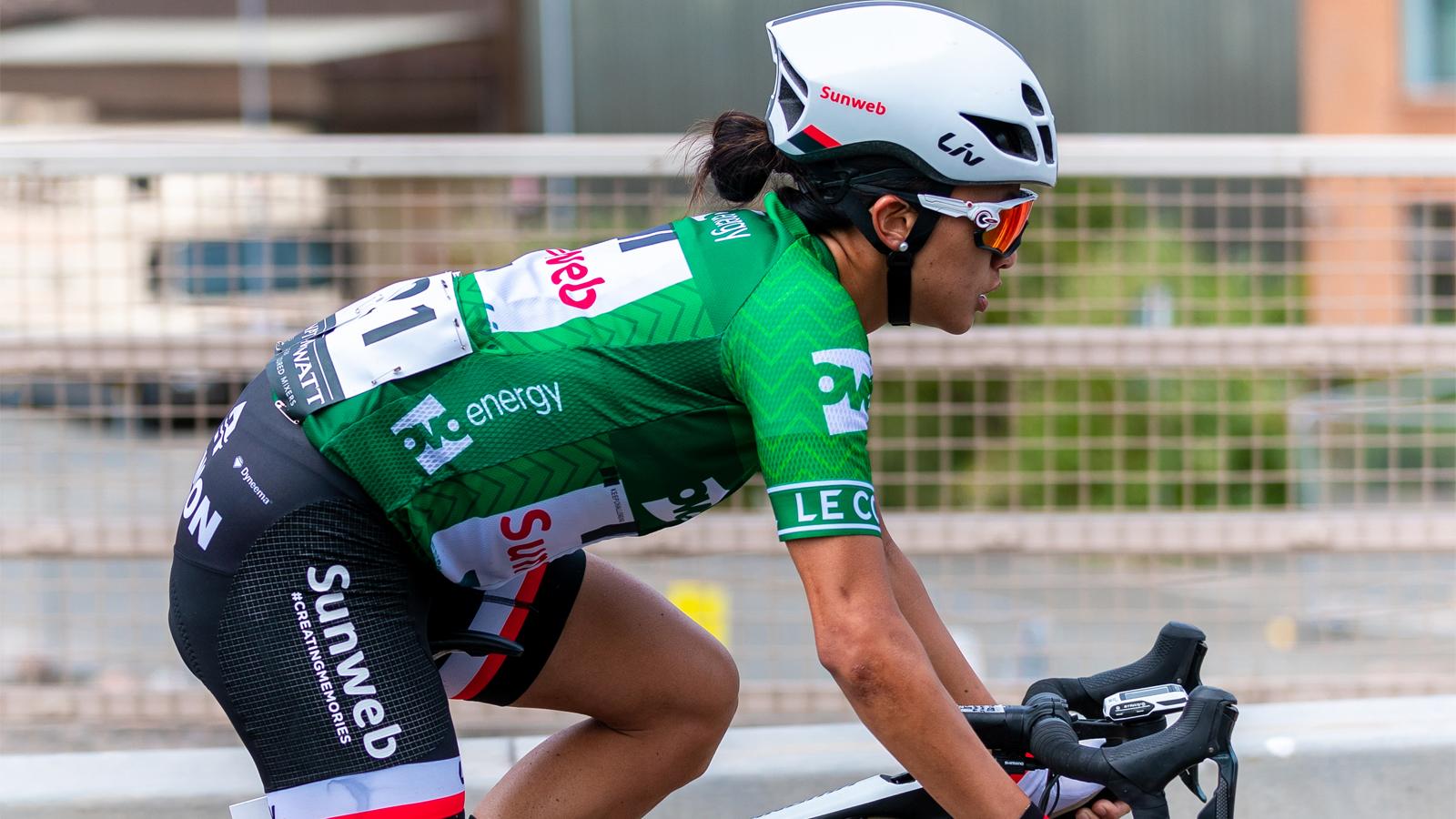 Coryn Rivera: How I won the 2018 race