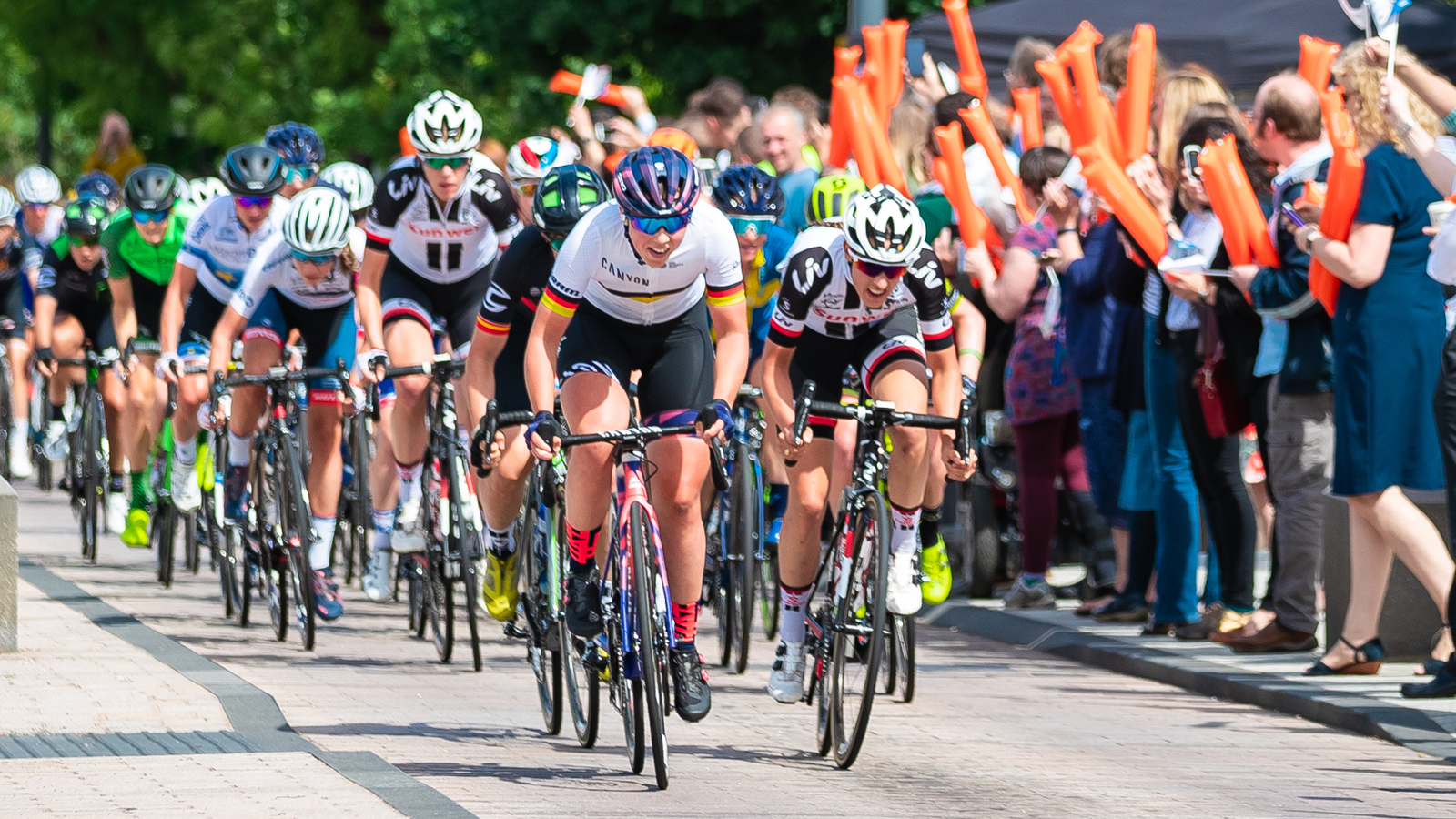 Women's Tour 2019 50 days