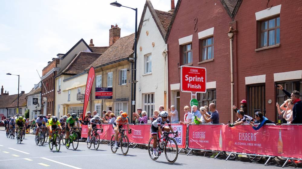 Suffolk Women's Tour stage
