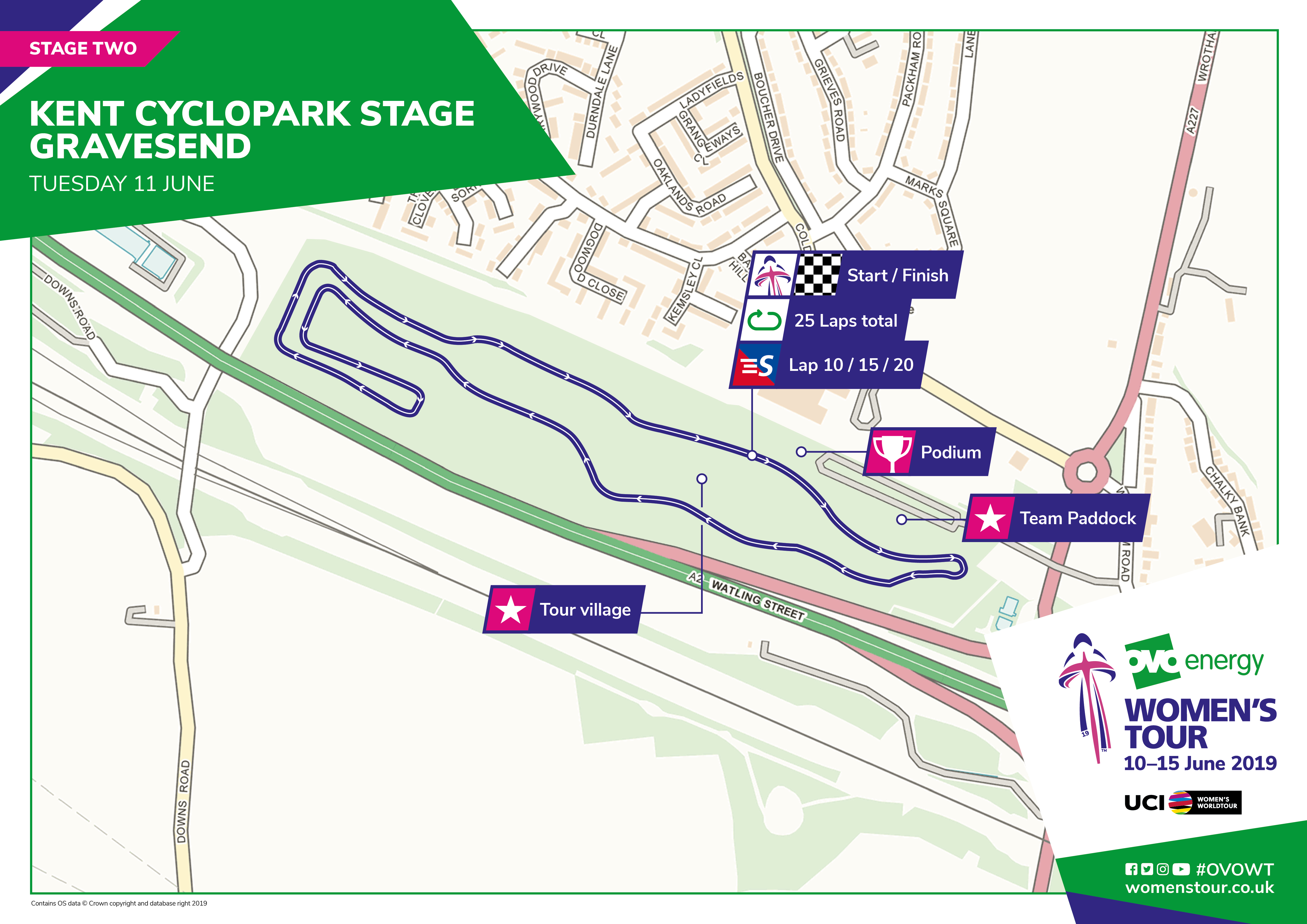Map Of France Key Stage 2.The Ovo Energy Women S Tour Stage Two
