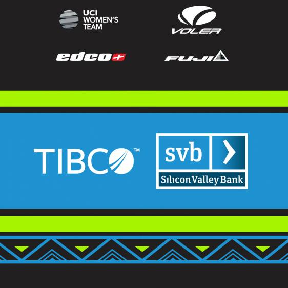 Team TIBCO Women's Tour