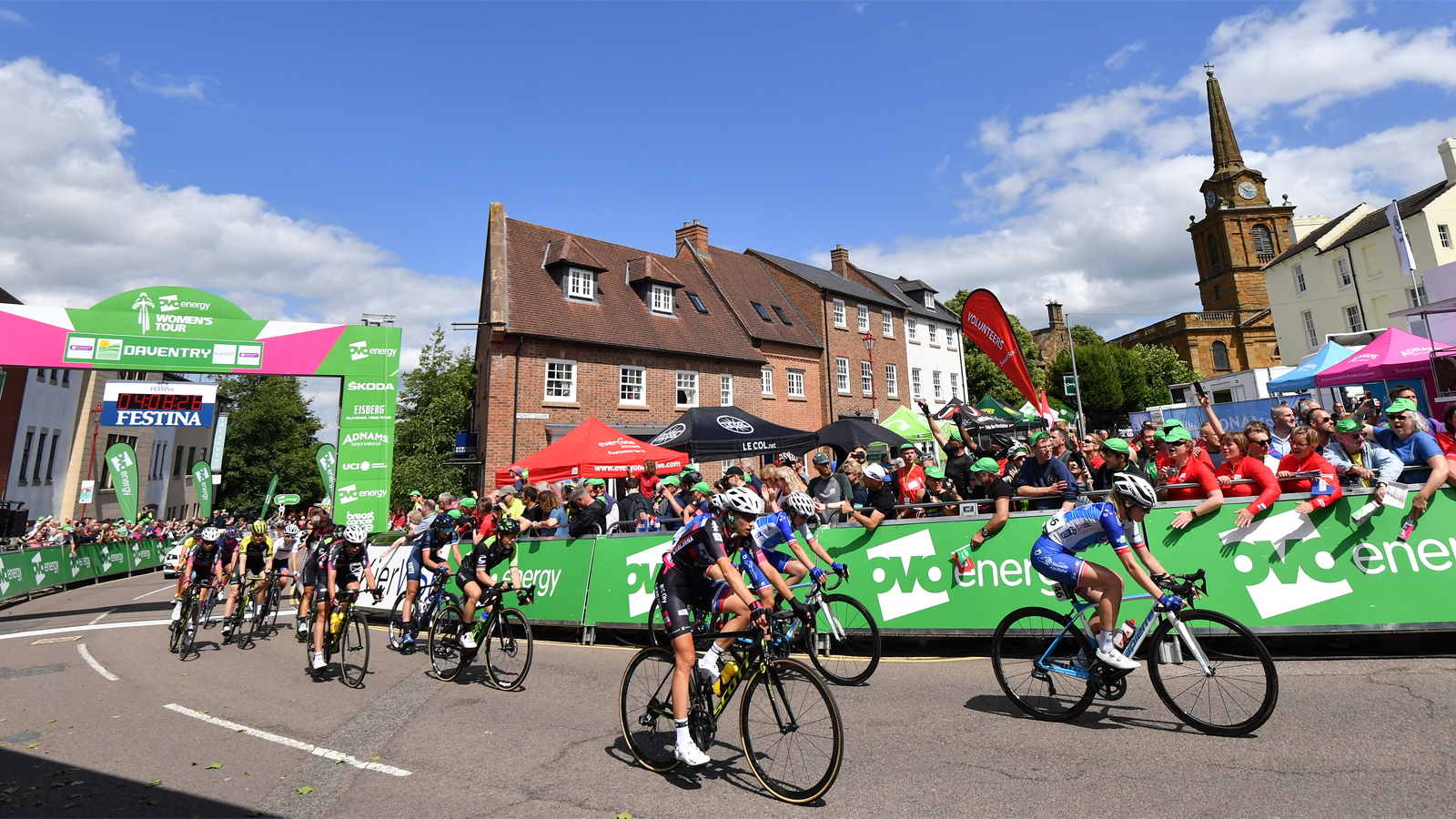 Women's Tour Race Makers
