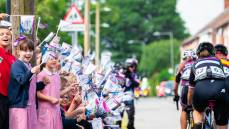Women's Tour Flag Competition