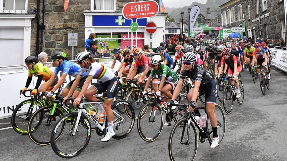 Women's Tour Powys