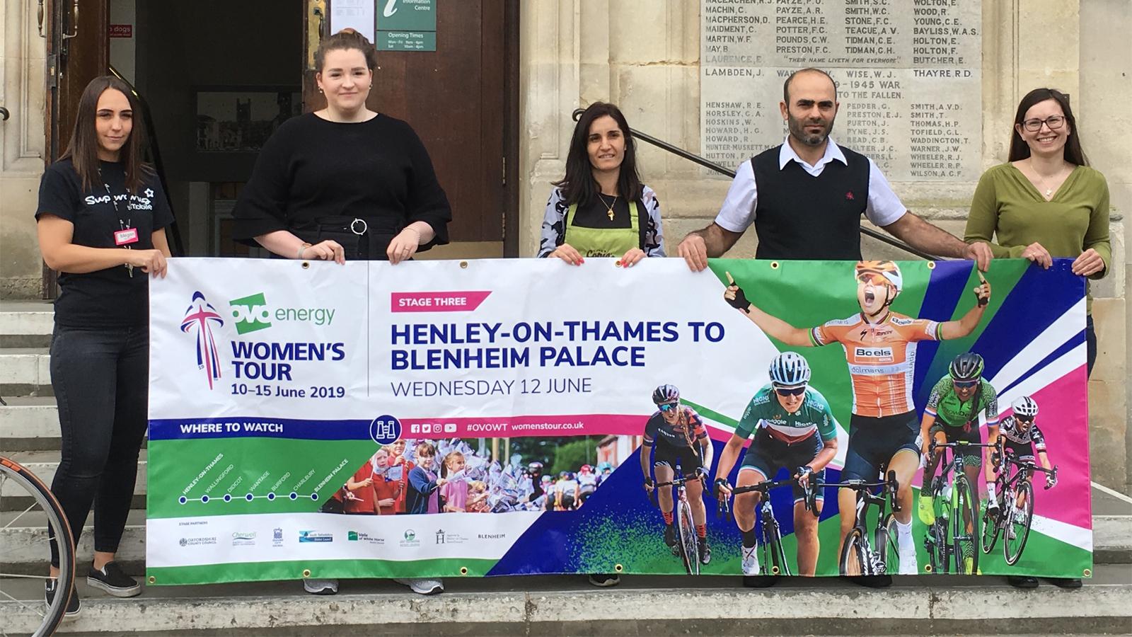 Oxfordshire Women's Tour