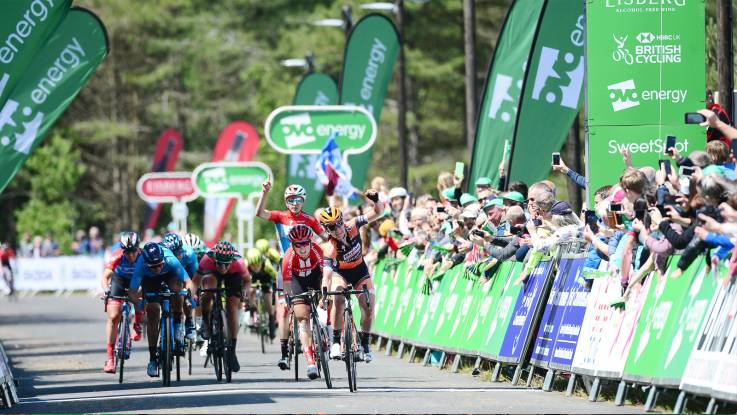 Women's Tour Results