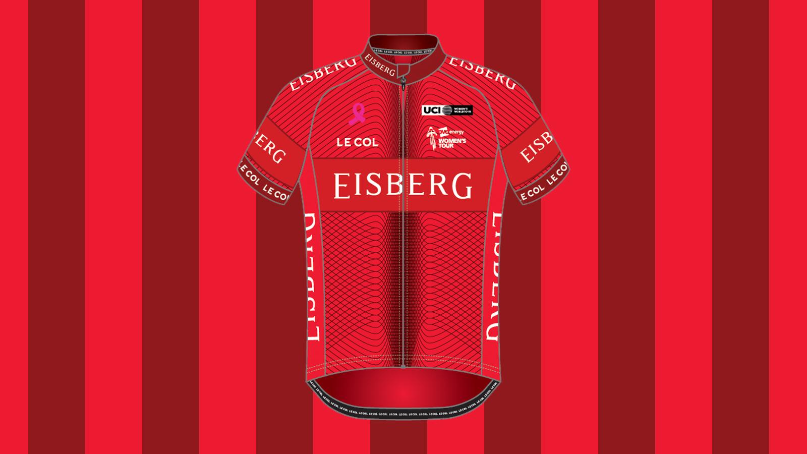 Women's Tour Le Col jersey