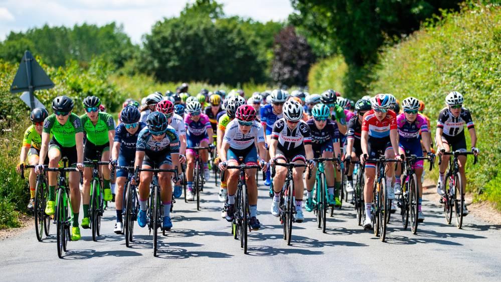 Women's Tour stage one