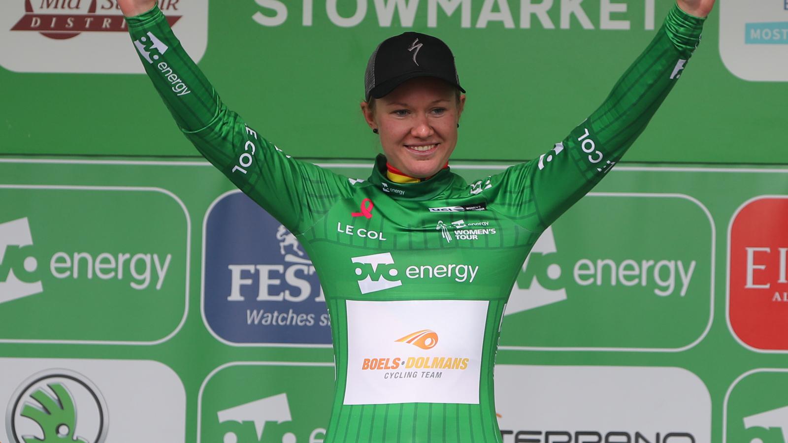 Women's Tour stage two