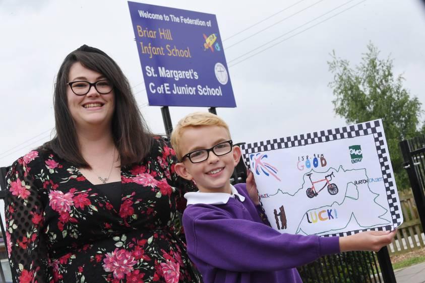 Warwickshire flag design winner unveiled