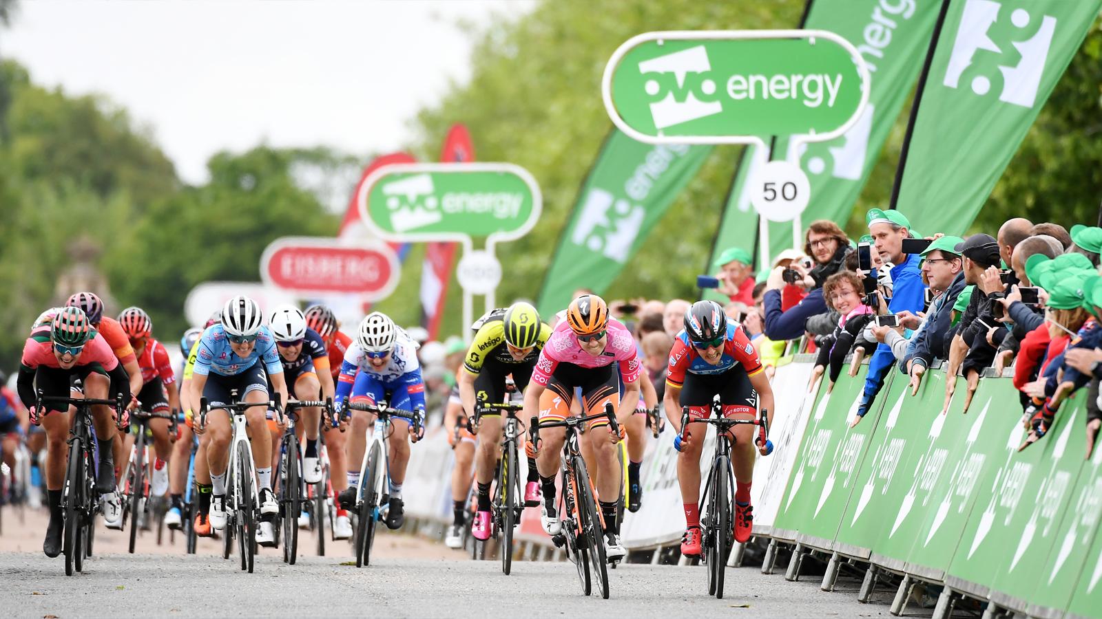 Women's Tour stage three