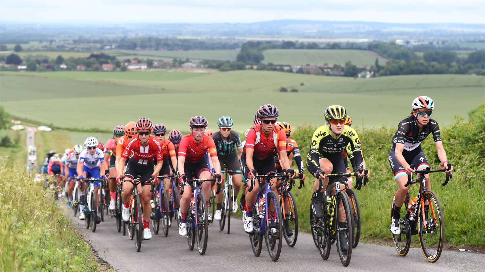 Women's Tour Stage Five Live