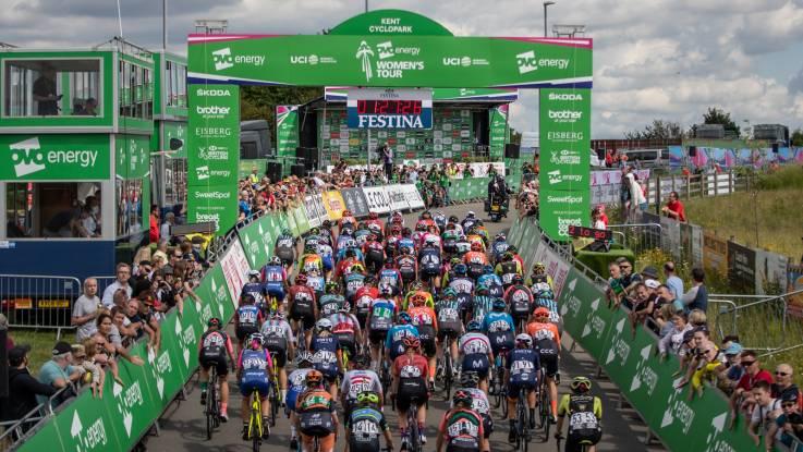 Women's Tour Race Hub