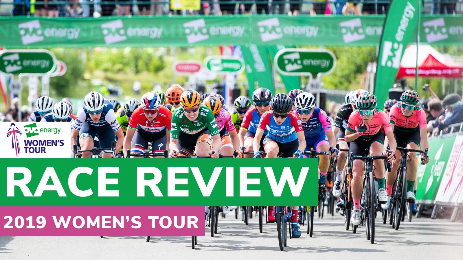 Women's Tour race review