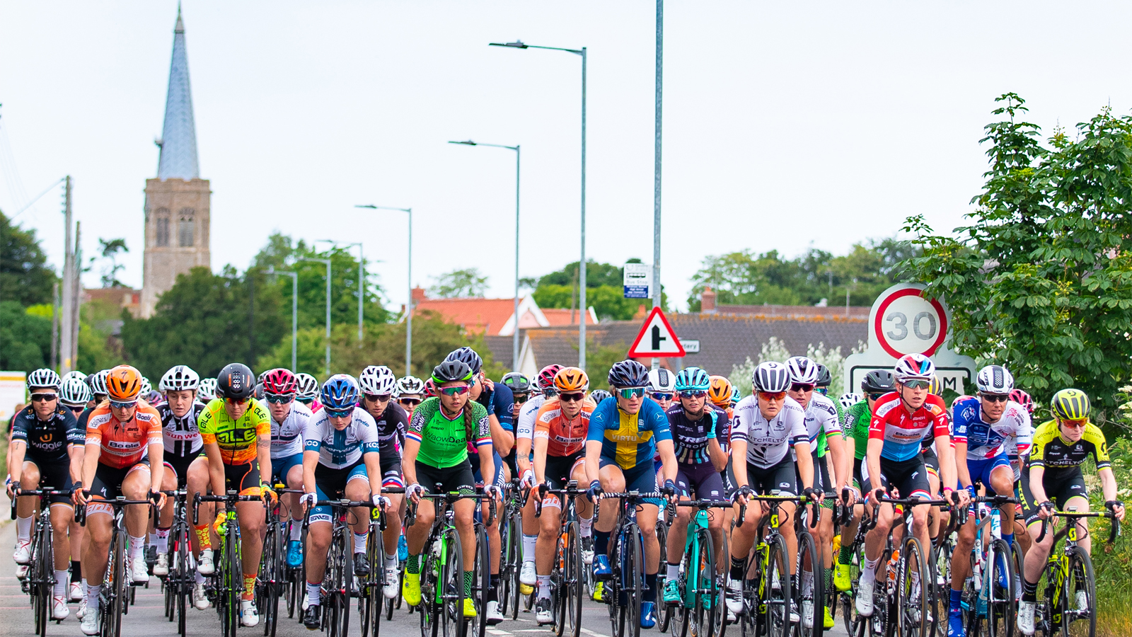 Women's Tour Suffolk