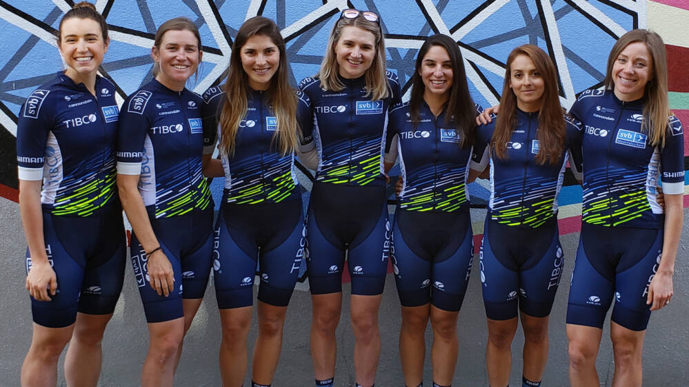 Leah Dixon Women's Tour