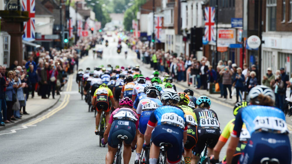 Women's Tour promotional guidelines