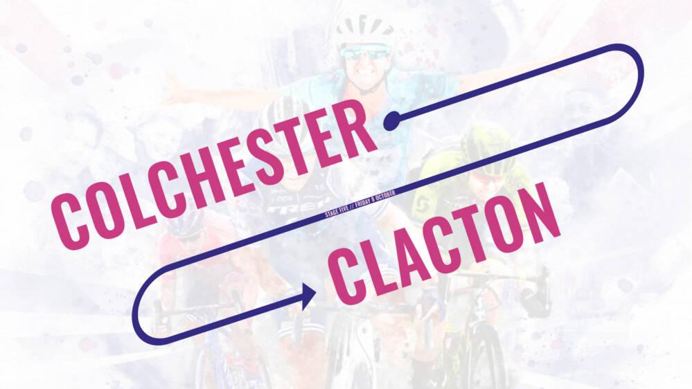 Women's Tour Colchester Clacton
