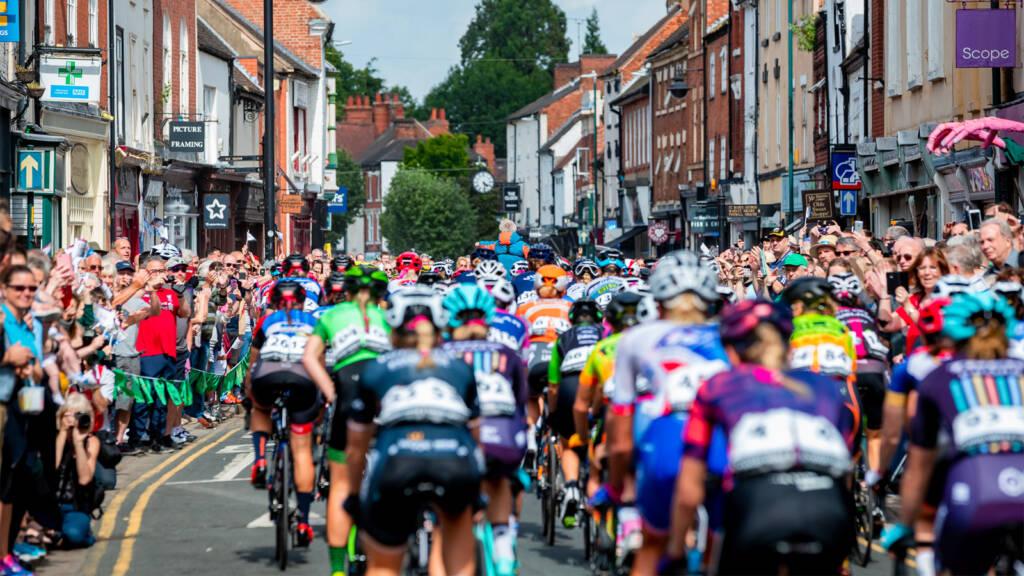 Women's Tour Atherstone