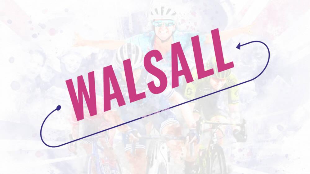 Women's Tour Walsall