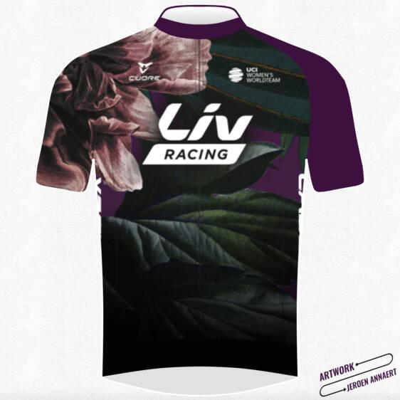 Women's Tour Liv Racing