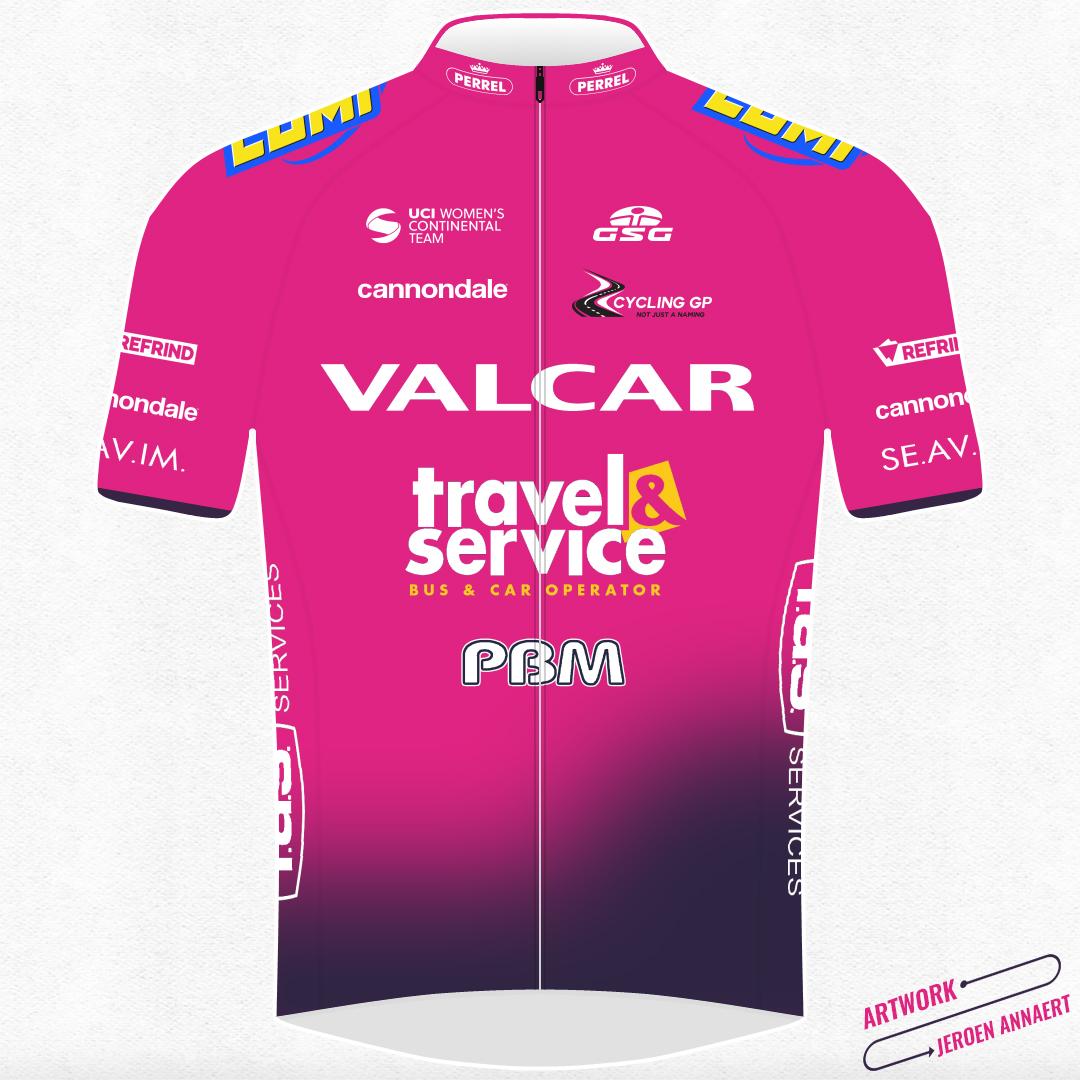 Women's Tour Valcar