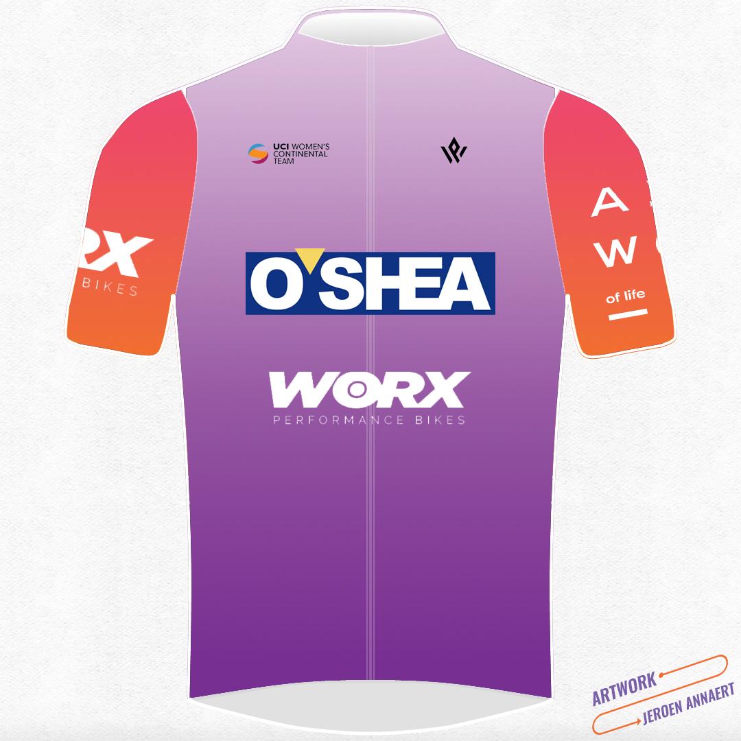 Women's Tour AWOL O'Shea