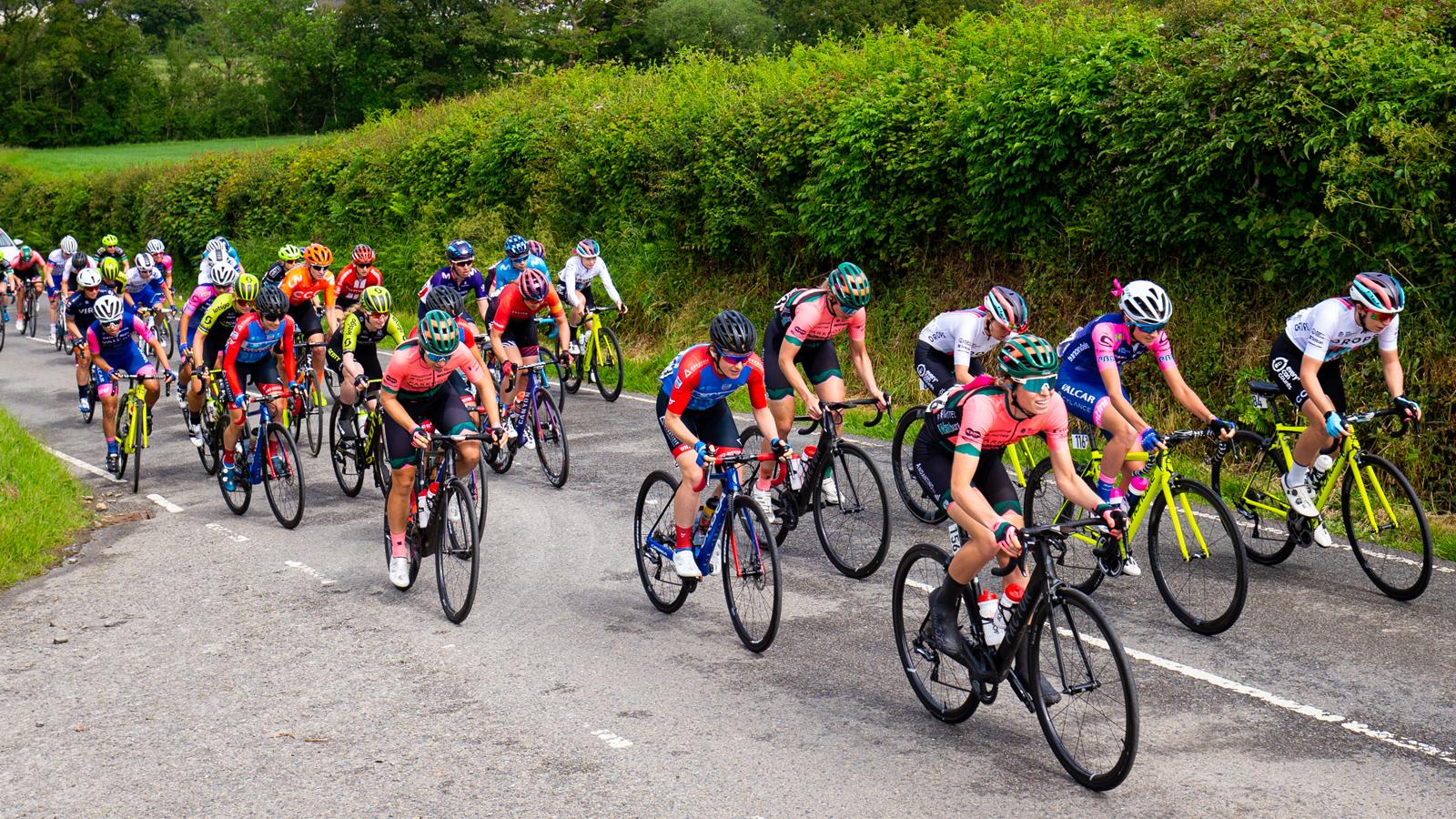 Women's Tour 2021 stage route