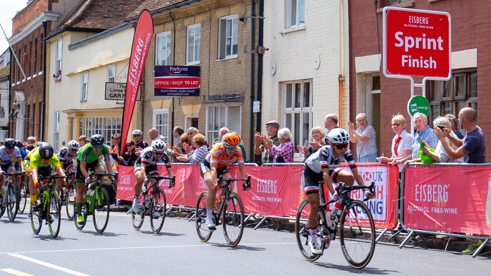 Suffolk Sprints QoM Women's Tour