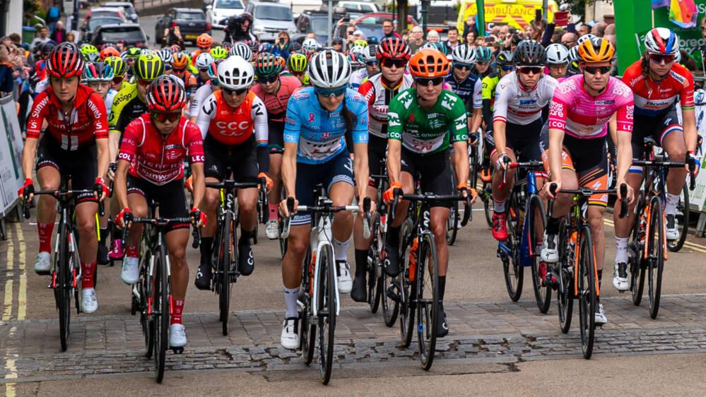 Women's Tour Oxford