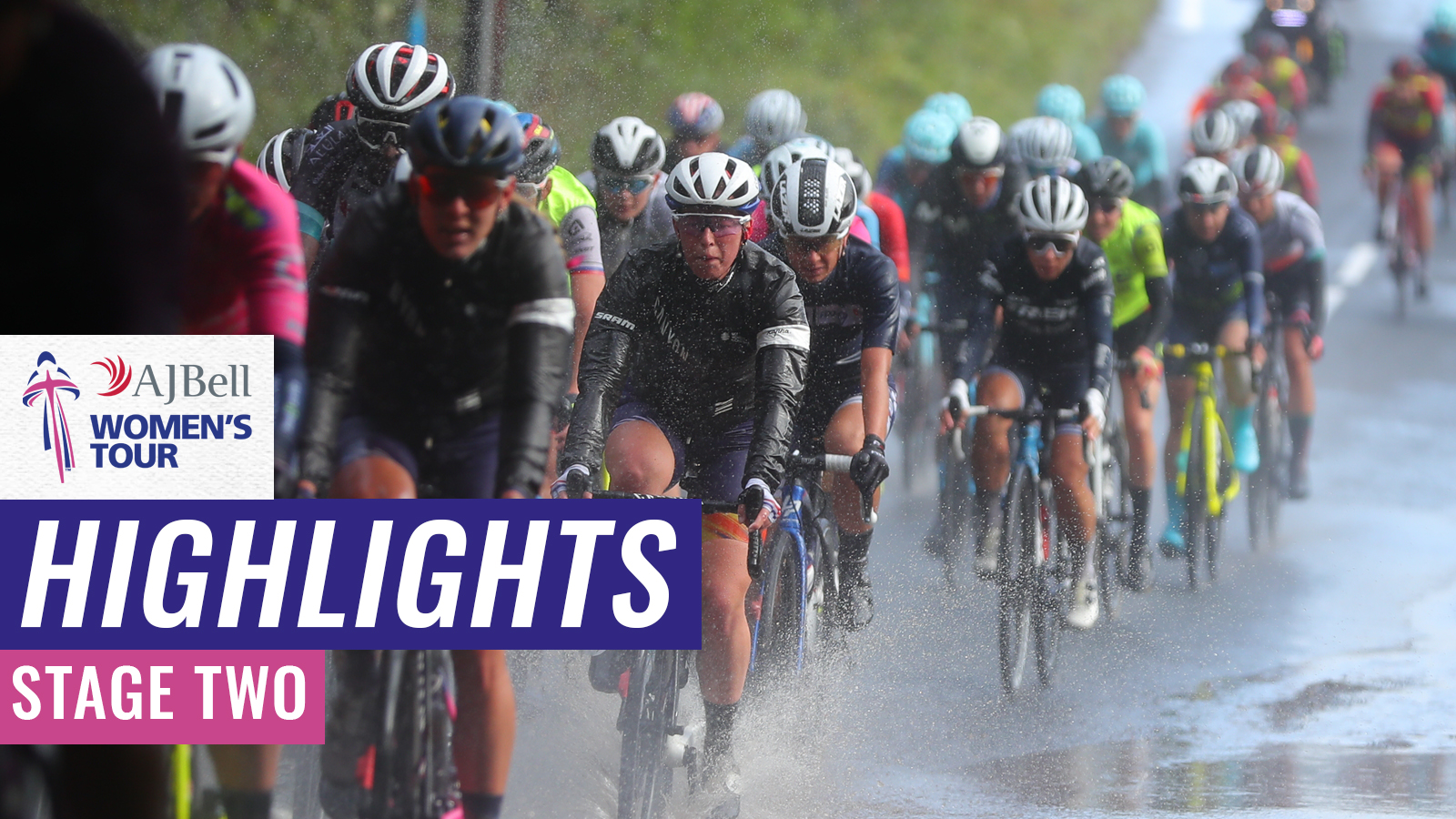 Women's Tour Walsall highlights