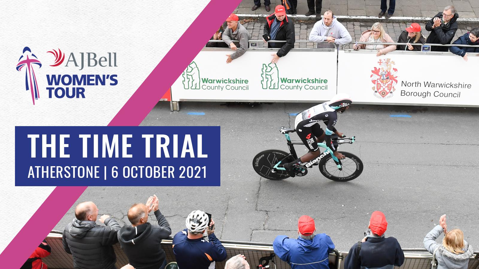 Women's Tour Time Trial