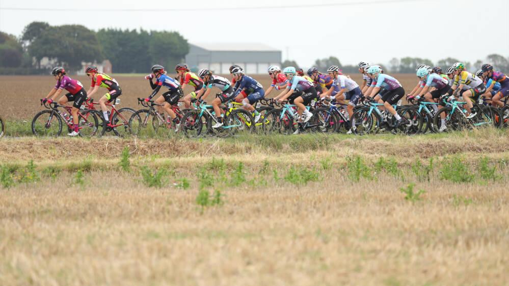 Women's Tour Haverhill Felixstowe