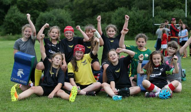 WRU pledge to continue growth of women's game