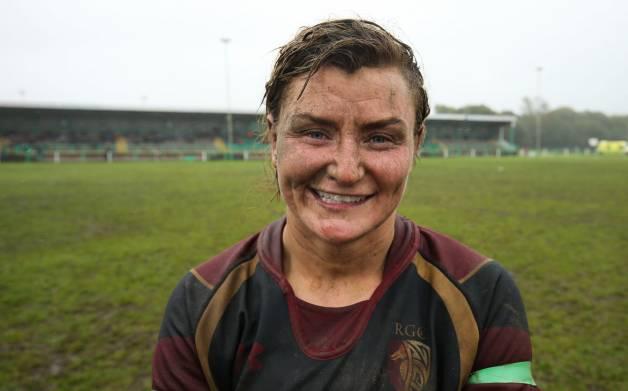 Rachel Taylor makes history again
