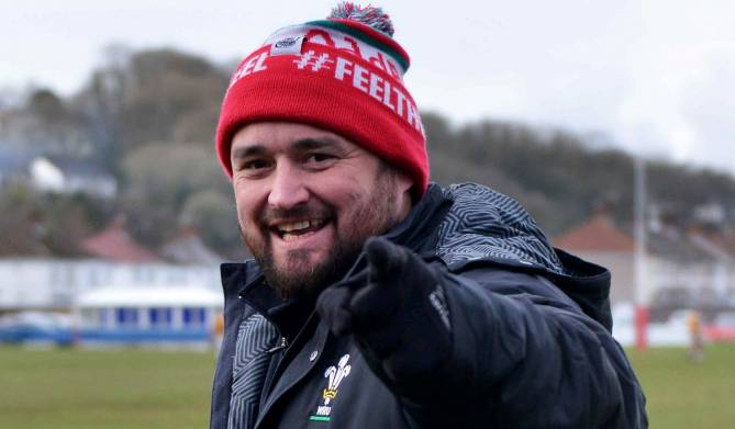 Ebbw Vale showing their steel in relegation fight