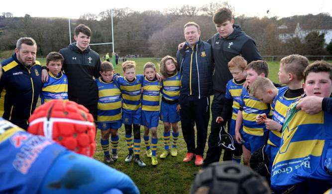 Have your say on Welsh Rugby