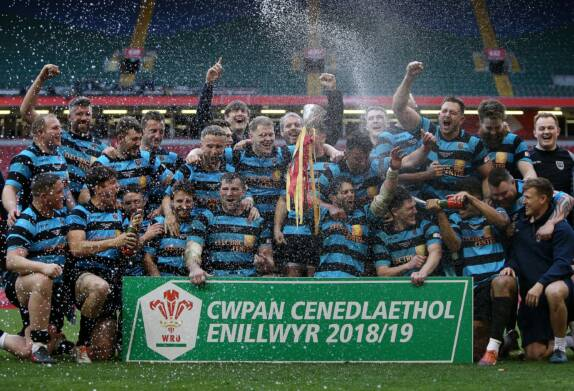 WRU NATIONAL CUP PREVIEW: Cardiff begin defence in North Wales