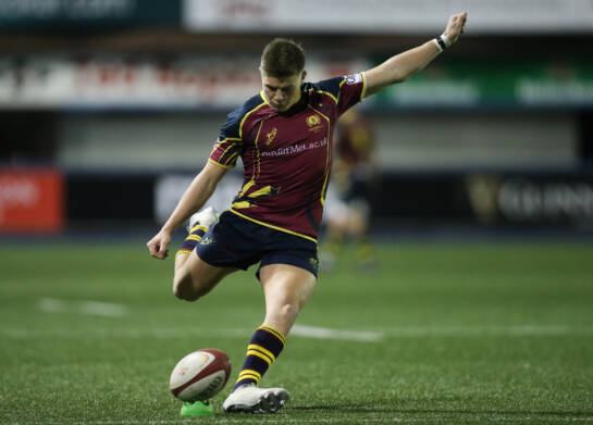 Cardiff Met hunting more derby delight