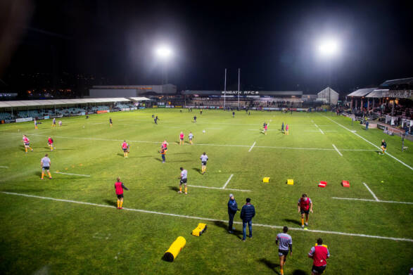 Neath have grand plans for the future