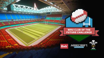 Principality Stadium Minecraft world